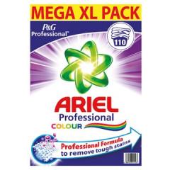 Waspoeder Ariel XL voor gekleurde was 110 dos 7,15kg