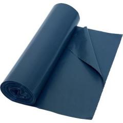 Vuilniszak 60x80cm 60l 40µ LDPE grijs (20)