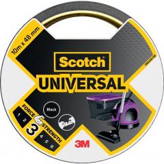 Ducttape Scotch Universal 48mmx10m zwart