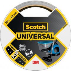 Ducttape Scotch Universal 48mmx10m zilver
