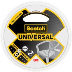 Ducttape Scotch Universal 48mmx25m wit