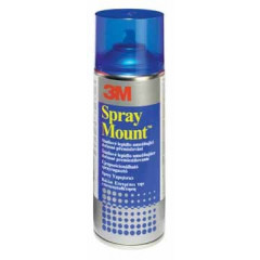 Lijmspray 3M Spray Mount 400ml