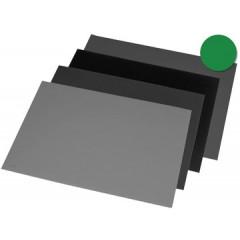 Bureau-onderlegger Rillstab 40x53cm groen