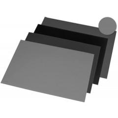 Bureau-onderlegger Rillstab 40x53cm grijs