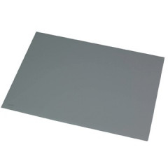 Bureau-onderlegger Rillstab 50x65cm grijs