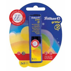 Potloodstift Pelikan griffix (2x3)