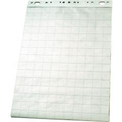Papierblok Esselte voor flipchart 60x84cm 70g blanco (50)