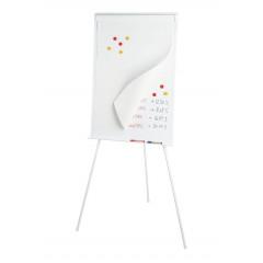 Papierblok voor flipchart Esselte 60x100cm 70gr blanco 50 vel