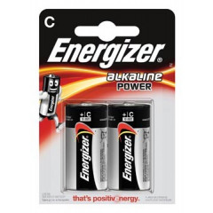 Batterij Energizer Alkaline Power C (2)