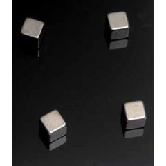 Magneet Naga Super Strong voor magnetisch glasbord 10x10x10mm stalen kubus (4)