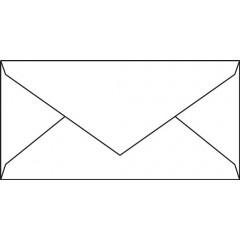Omslag am. ft extra wit 120gr puntklep gegomd (500)