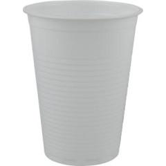 Drinkbeker PS 180ml wit voor koude dranken (100)