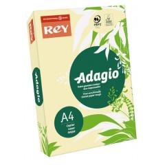 Adagio DIN A4 80gr citroengeel (500) - 70% PEFC Certified