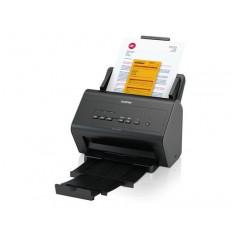 Scanner Brother ADS-2400N voor desktop met LAN-aansluiting 30ppm