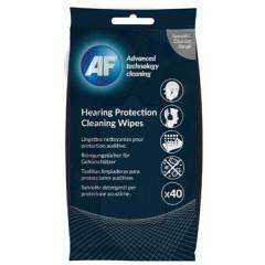 Reinigingsdoekje AF voor gehoorbescherming (40)