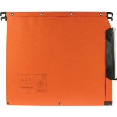 Hangmap Elba kast A.Z.V 330mm 50mm bodem oranje 100330476