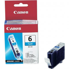 Canon inkjet S800/S900 inkt BCI-6 CY