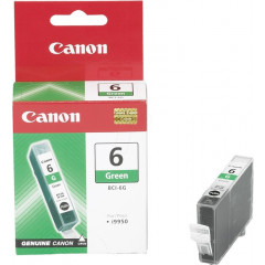 Canon inkjet S800/S900 inkt BCI-6 GREEN
