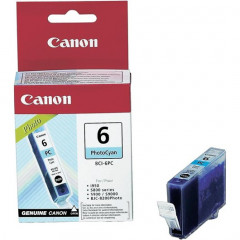 Cartridge Canon Inkjet BCI-6 BJC-800 280 pag. PHOTO CY