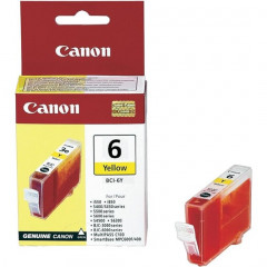 Canon inkjet S800/S900 inkt BCI-6 YEL
