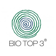 Biotop 3 DIN A4 120gr natuurwit druk rood  (250)