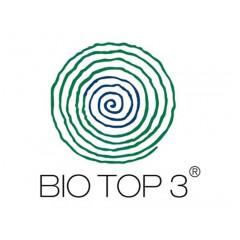 Biotop 3 DIN A4 100gr natuurwit druk rood (250)