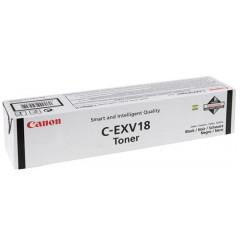 Toner Canon Mono Laser C-EXV 18 imageRUNNER 1018 8.400 pag. BK