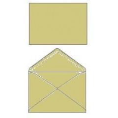 Omslag 114X162 groen gegomd (1000)