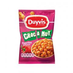 Borrelnootjes Duyvis Crac-A-Nut paprika 200gr (21 zakjes)