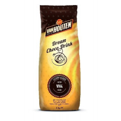 Chocomelkpoeder Van houten choco drink 13% 1kg (10)