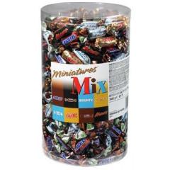 Snoep Mars Miniatures Mix 3kg