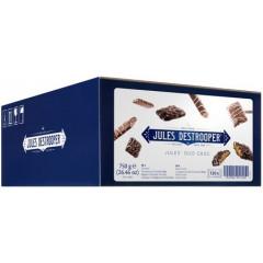 Koek Jules De Strooper Jules' Duo Choc 2 soorten indiv. verpakt (120)