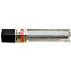 Potloodstift Pentel 2B 0,5mm (12)