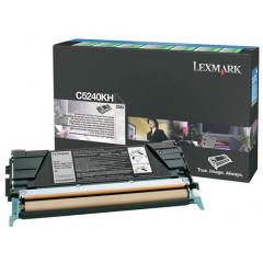 Toner Lexmark Color Laser C5240KH C524 5.000 pag. BK