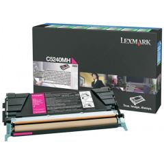 Toner Lexmark Color Laser C5240MH C524 5.000 pag. MAG