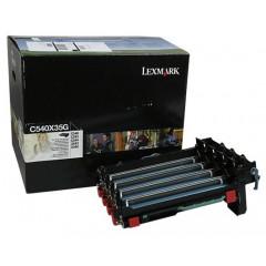 Drum Lexmark Color Laser C540X35G C540n 30.000 pag.
