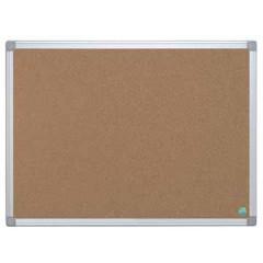 Kurkbord Bisilque 60x90cm alu frame