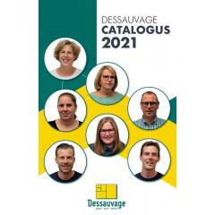 Nieuwe Catalogus Dessauvage 2021