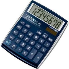Rekenmachine Citizen CDC-80 blauw