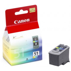 Cartridge Canon Inkjet CL-51 PIXMA iP2200 560 pag. COL