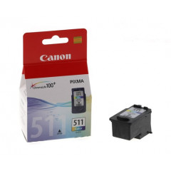 Cartridge Canon Inkjet CL-511 PIXMA iP2700 240 pag. COL
