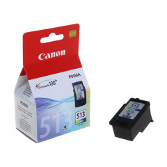 Cartridge Canon Inkjet CL-513 PIXMA iP2700 349 pag. COL
