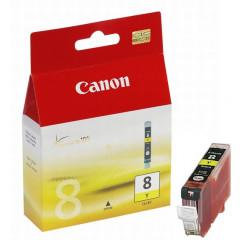 Cartridge Canon Inkjet CLI-8 PIXMA iP4200 280 pag. YEL