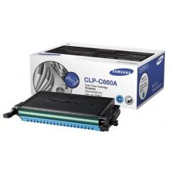 Samsung col laser CLP610 toner CY