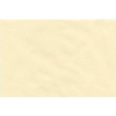 Etiket colli 50x110mm chamois+pookdraad druk zwart recto