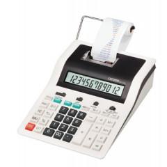 Bureaurekenmachine Citizen met telrol + adapter CX123N