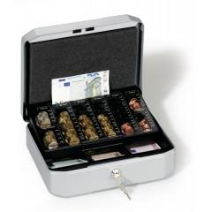 Geldkoffer Durable Euroboxx Smal antraciet/grijs (D177857)
