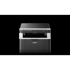 Printer Brother Mono Laser DCP-1612W All-In-One draadloos 20ppm