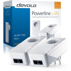 Powerline Devolo dLAN 500 Duo+ Starter Kit