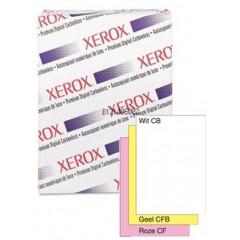 Xerox digital A4 80gr 3-voud NCR wit-geel-roze